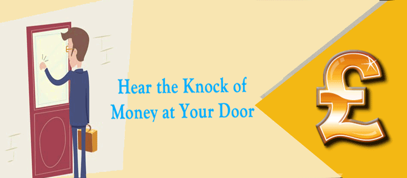 Hear the Knock of Money at Your Door with Doorstep Loans