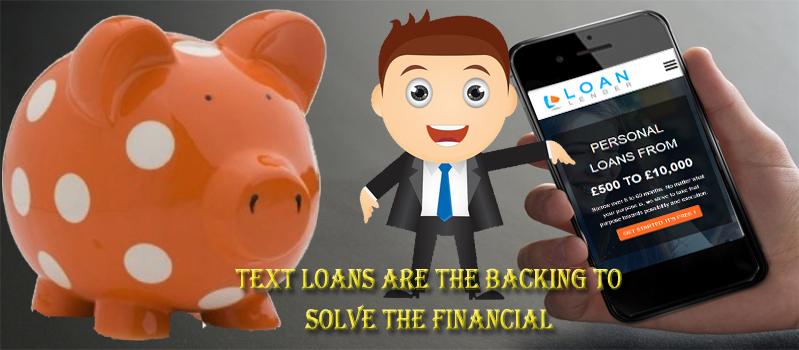Text Loans