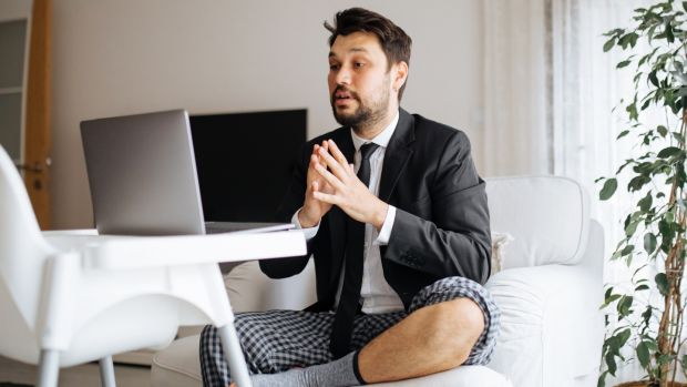 work from home affects in grooming official life